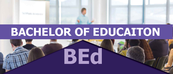 Bachelor of Education (BEd)