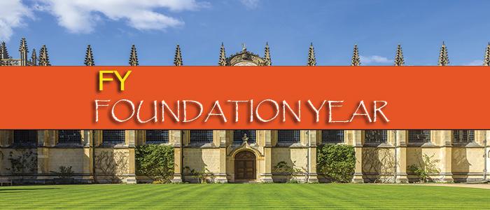 Foundation Year (FY)