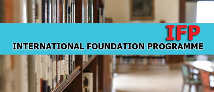 International Foundation Programme (IFP)