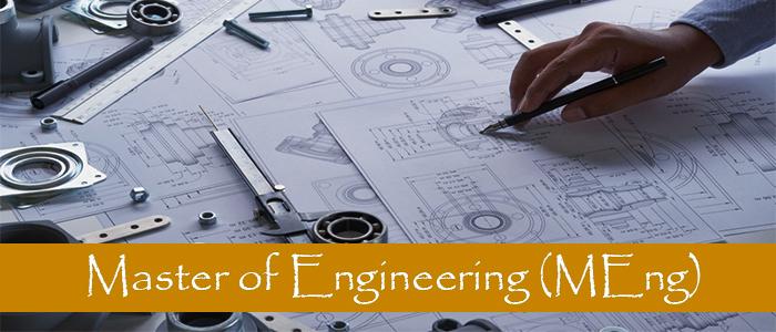 Master of Engineering (MEng)