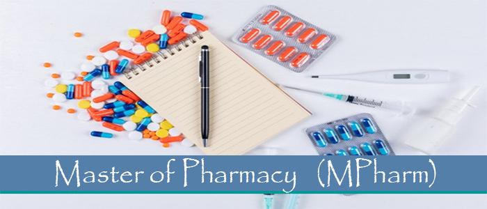 Master of Pharmacy (MPharm)