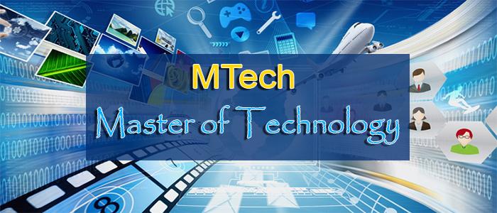 Master of Technology (MTech)